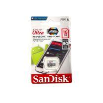 SanDisk Ultra® SDHC™ UHS-I Card 16 GB
